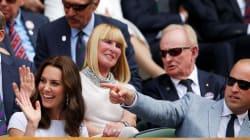 Alla finale di Wimbledon tra Federer e Cilic c'erano proprio