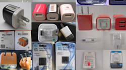Dozens Of USB Chargers Recalled Over Risk Of Electric Shock,