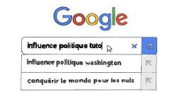 Pour la première fois, Google champion du lobbying aux
