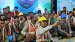 Kochi Metro Honoured Its Construction Workers In The Sweetest Way