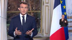 Dans ses voeux pour 2019, Macron fait le pari de la