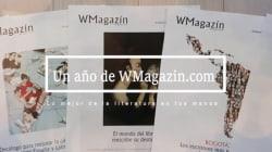 'Mujeres, pilares del mundo del libro' en el primer año de 'WMagazín'
