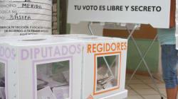 Yucatán es la entidad que más participación ciudadana tuvo en las elecciones del 1 de