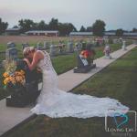 La emotiva historia tras la foto de la novia que ha dado la vuelta al