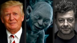 Lus par la voix officielle de Gollum, les tweets de Donald Trump sont encore plus