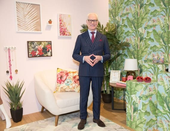 Tim Gunn on how to refresh your home for spring
