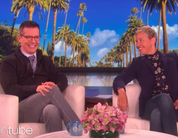 Ellen DeGeneres' viral interview with Sean Hayes