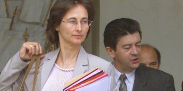 Ségolène Royal et Jean-Luc Mélenchon étaient collègues dans le gouvernement Jospin.