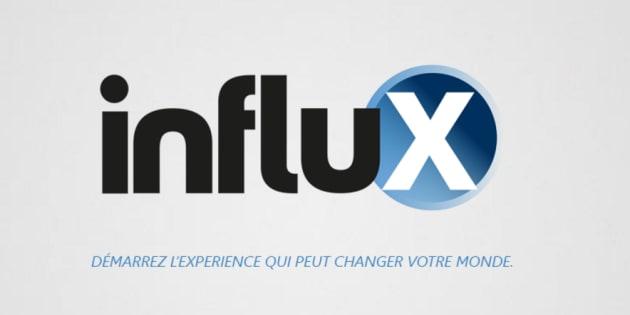 Influx, un site qui incite les jeunes à aller voter de manière originale.