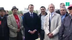 L'hommage très politique de Macron à Brahim Bouarram, assassiné par des militants d'extrême droite en
