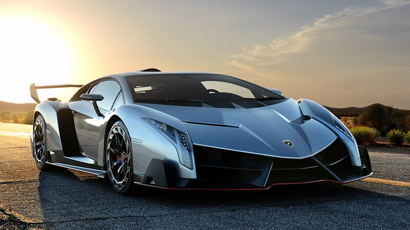 Another Lamborghini Veneno For Sale This Time For Only