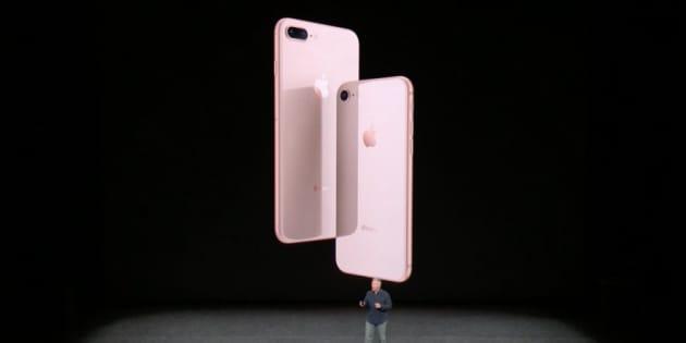 iPhone 8 et 8 Plus: Prix, date, caractéristiques... Tout ce qu'il faut savoir sur les nouveaux smartphones Apple