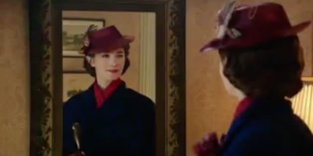 """Voici le premier trailer du retour de """"Mary Poppins""""."""