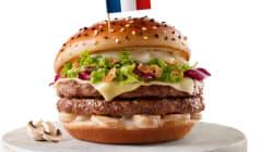 McDonald's volta com McFrança e lança McCroácia para final da
