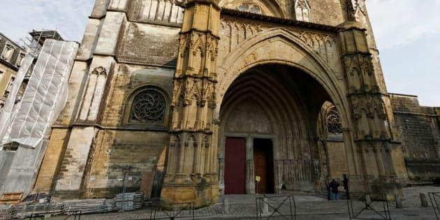 La cathédrale Sainte-Marie de Bayonne.