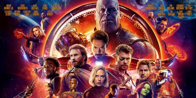 Pourquoi avengers infinity war est le plus sombre des marvel disney attention spoilers - Mechant avenger ...