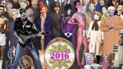 Un tributo 'Sgt. Pepper' para las estrellas que perdimos en