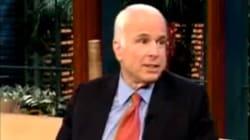 McCain avait raconté comment il a vécu sa défaite face à Obama: