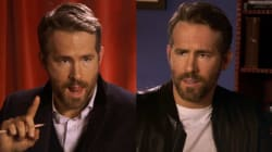 Ryan Reynolds se fait clasher par son jumeau