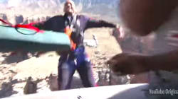 Pour son 50e anniversaire, Will Smith s'est jeté dans le Grand Canyon (pour la bonne