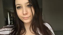 Une adolescente de Montréal portée