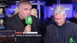 Verstrynge la lía con su encendida defensa del Frente Nacional de Le Pen: