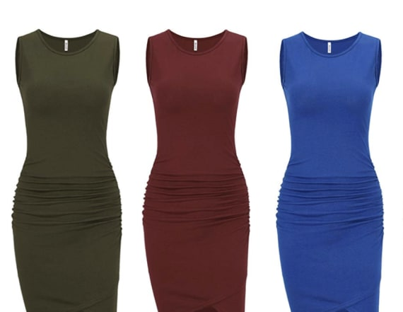 Bestselling t-shirt dress on Amazon is under $25