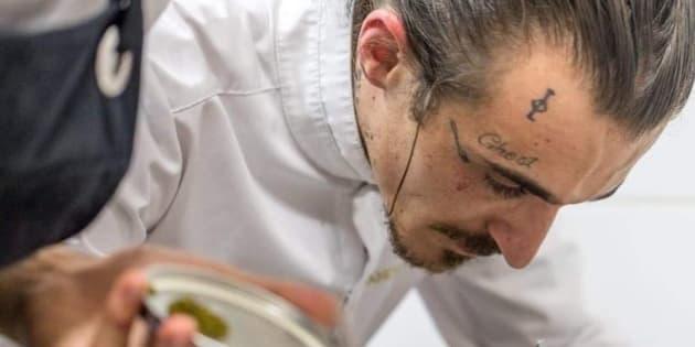 Le chef Guillaume Sanchez décroche sa première étoile pour son restaurant NE/SO.
