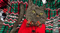 12月21日は、くそダサいセーターを着こなす日。クリスマスに向けて、みんなもう買ったよね?
