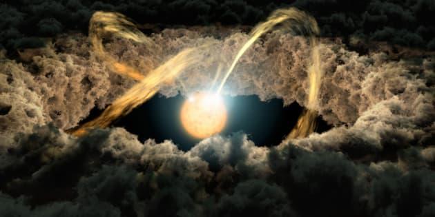 KIC 8462852, l'étoile la plus mystérieuse de la galaxie refait des siennes et les scientifiques sont tout excités