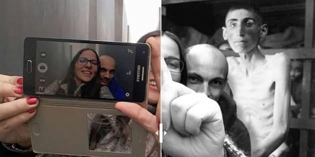 Yolocaust, le site qui replace les photos inappropriées dans le contexte de l'horreur de la Shoah
