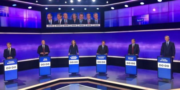 EN DIRECT. Le 3e débat de la primaire de la droite avec le meilleur (et le pire) du Web