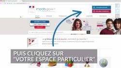 Comment remplir sur impots.gouv.fr sa déclaration de revenus