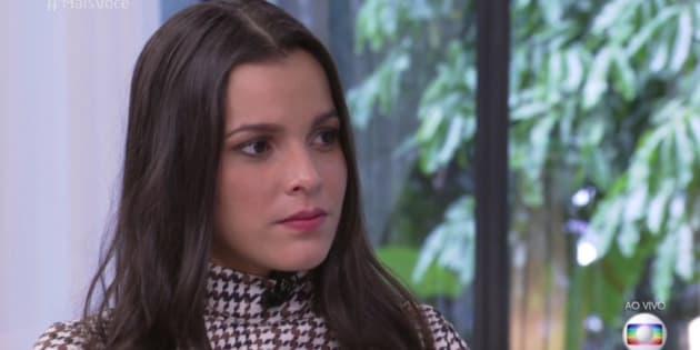 Nas gravações do BBB, a Polícia Civil do Rio de Janeiro encontrou evidências de violência física e psicológica na relação do casal e decidiuabriu inquérito contra Marcos.