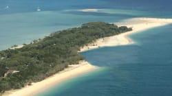 En Australie, cette plage s'est de nouveau