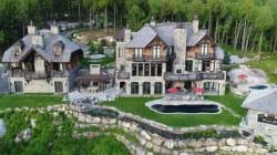 La maison de Mario Lemieux à Tremblant est à vendre pour 22