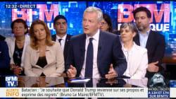 Les grèves Air France et SNCF représentent 0,1% de PIB en moins, selon Le