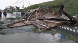 Le typhon Mangkhut fait plusieurs morts aux