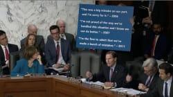 Au Sénat, les excuses à répétition de Mark Zuckerberg ont été