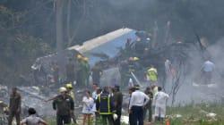 VÍDEO: Las primeras imágenes del avión estrellado en La Habana