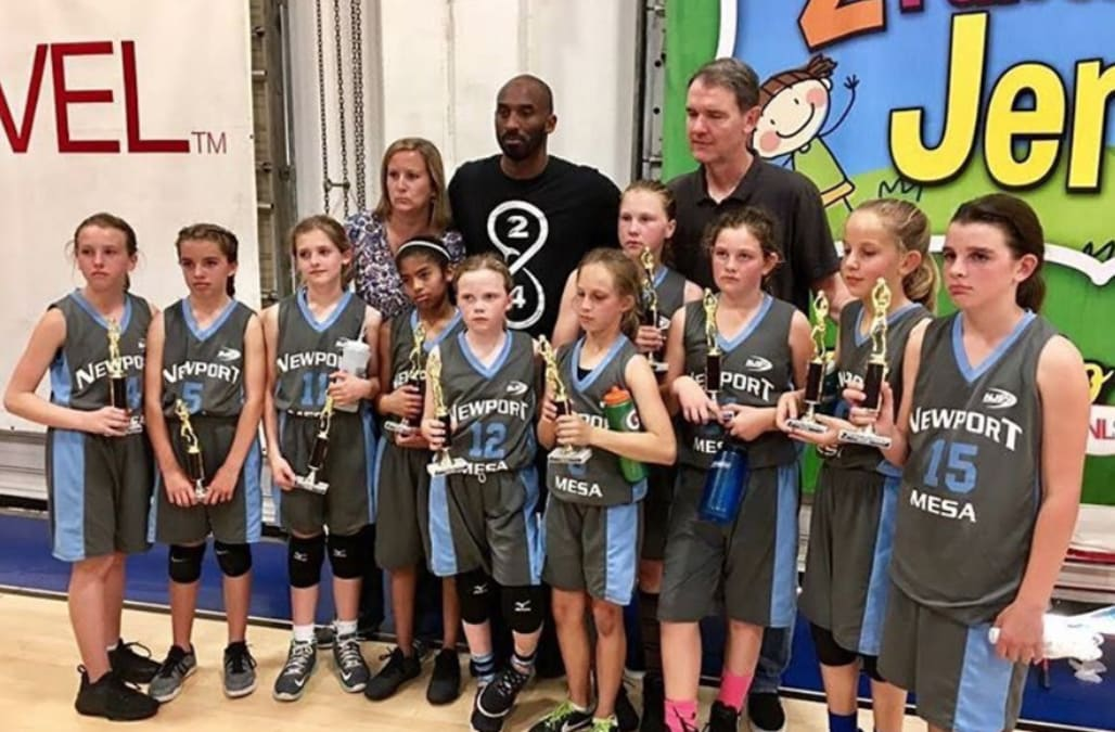 Kobe Bryant Shames Girls Basketball Player For Attending