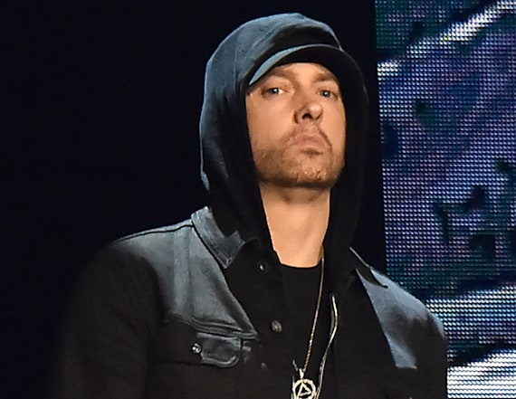 Eminem recalls near overdose death in new letters