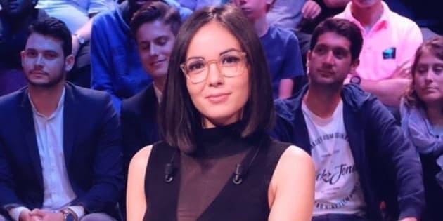 """Agathe Auproux a annoncé en pleine nuit sur Twitter son départ de """"Touche pas à mon poste"""""""