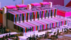 La colorida planta de desechos que generará electricidad para el