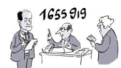 On connait (enfin) le nombre total de votants au premier tour de la