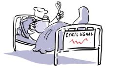 Cyril Lignac raconte comment son accident de scooter a changé sa vie (et précise qu'il n'est pas un pot de