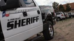 🎥 Policía de Texas le apunta con su pistola a un grupo de