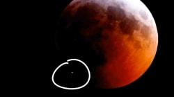 Une météorite s'est écrasée sur la Lune pendant