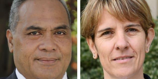 Le conseil constitutionnel invalide deux dernières élections de députés: celle de Napole Polutele et celle de Samantha Cazebonne.