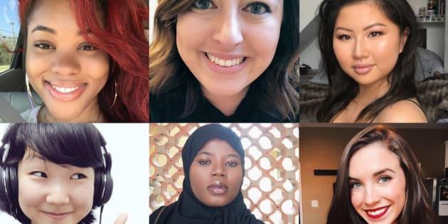 """""""Le gang des grosses joues"""", le hashtag qui aide les femmes au visage rond à reprendre confiance"""